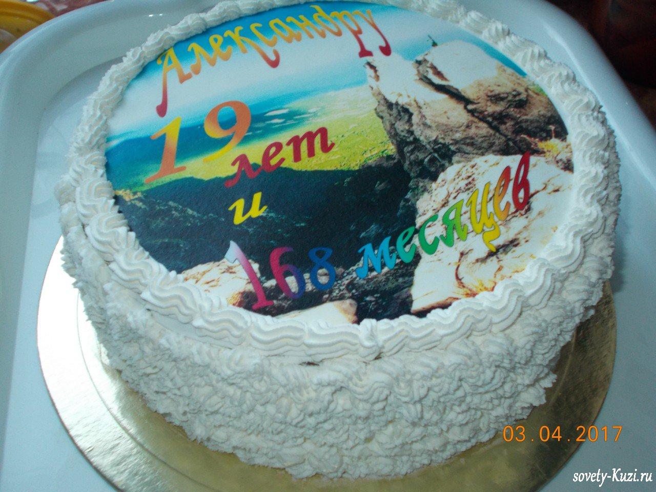 идеи по украшения торта